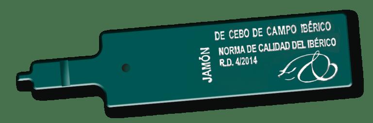 Precinto-Jamon-Cebo-de-Campo-verde