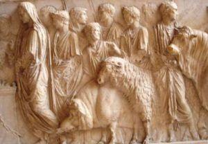 Ofrenda romana