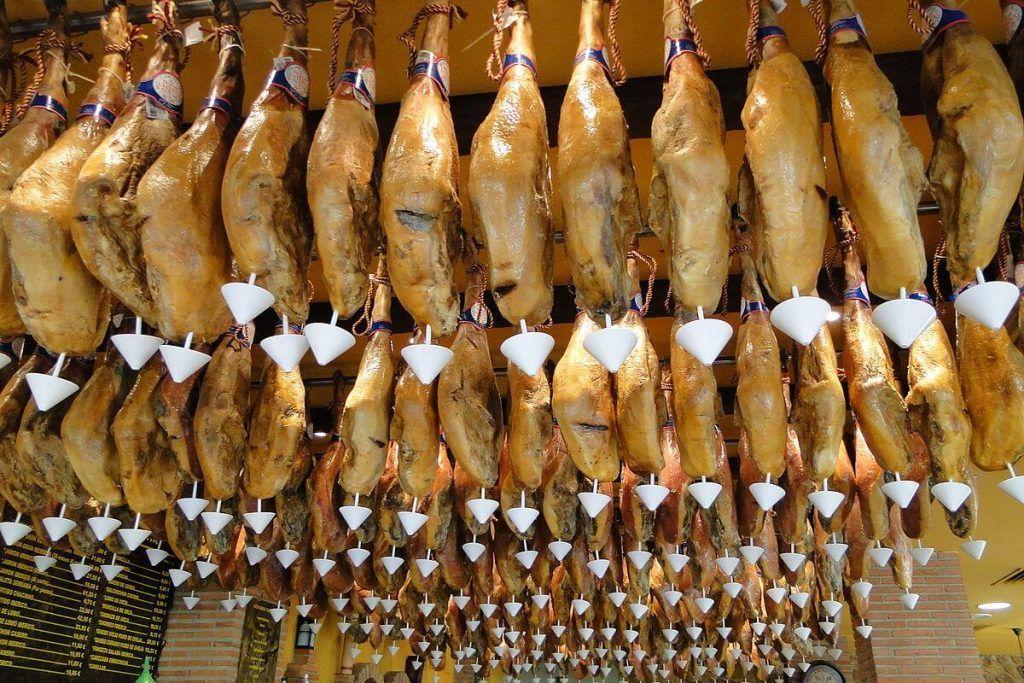 cómo conservar jamón en restaurante