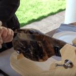 Marcando el jarrete