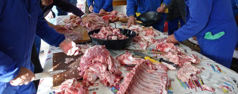Partes del Cerdo Ibérico