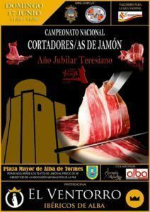 Cortadores de Jamón Alba de Tormes