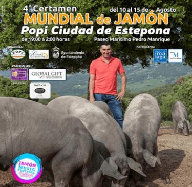IV Certamen Mundial de Jamón Popi Ciudad de Estepona