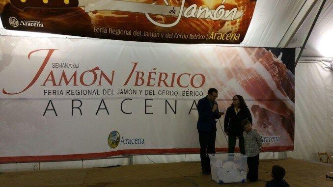 Jamon Iberico ARACENA