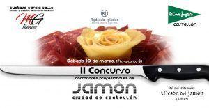 concurso cortadores profesionales de jamon castellon