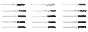 cuchillo jamonero 3 claveles