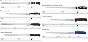 cuchillos Dick