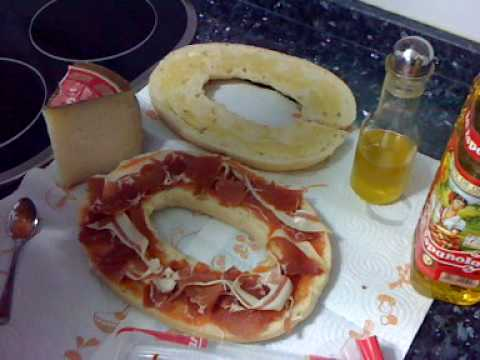 rosca de jamon