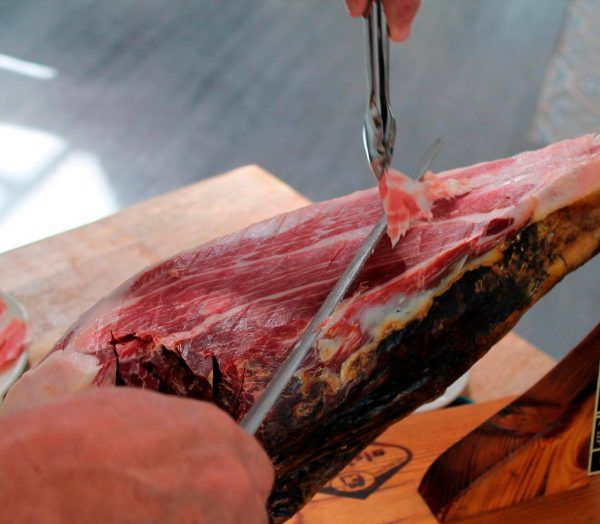 Corte a Cuchillo